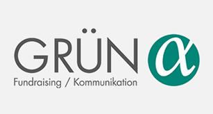 Grün α